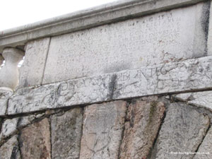 Roman Marble Inscription
