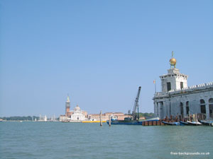 The Waters of Venice