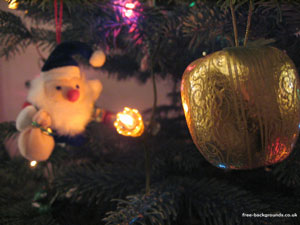 Christmas Tree Decorations 3