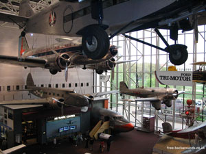 Smithsonian Aerospace Museum