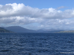 Firth of Clyde - Loch Striven and the Kyles of Bute