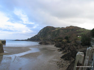 The Coast of Ilfracombe